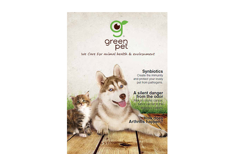 Catalogue for Pet Products