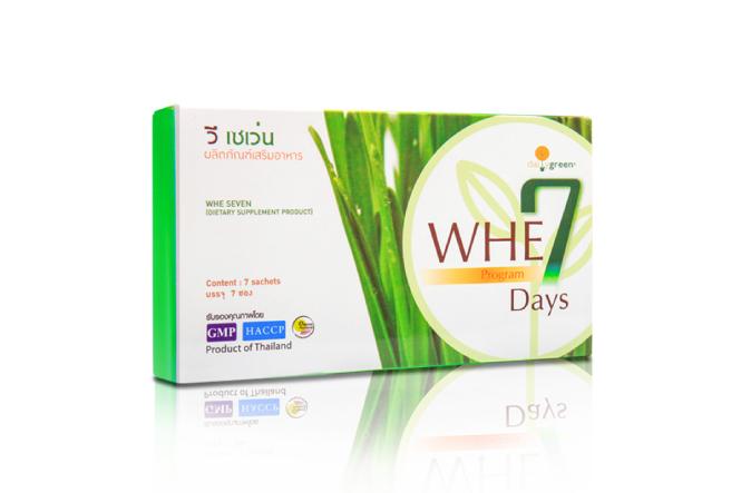 ผลิตภัณฑ์เสริมอาหาร WHE 7 Days